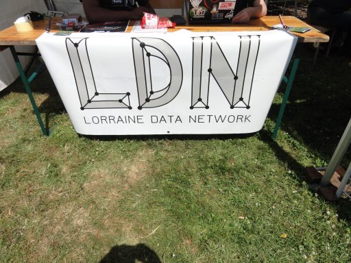 Photo du stand Lorraine Data Network